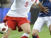 Francia vence Polonia Varsovia (0-1)