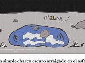 """Versión Ilustrada relato corto ciencia ficción """"Agua Contaminada"""". Dedicada todos seguidores fieles"""