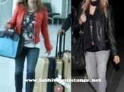 Fergie cuatro looks denominador común: chaqueta cuero