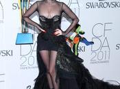 premiados Fashion Awards:Lady Gaga, Marc Jacos, Proenza Schouler,