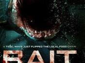 Tráiler poster Bait tiburones supermercado
