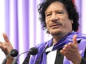 Autoridades libias rechazan quitar Gadafi poder