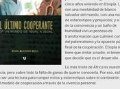 Libros Solidarios: Alegría Gambo último cooperante