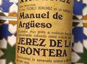 Manuel Argüeso Pedro Ximenez
