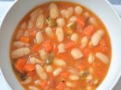 CocinArte- Sopa tomate judías (Fasolatha) inspirada Laocoonte hijos