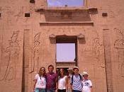 Egipto, Luxor, Karnak Ciudad parece existir