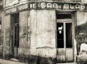 Panaderías lecherías viejo Madrid