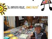 artista feliz, James Rizzi""