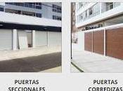 Importancia escoger tipo diseño puerta garaje