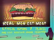 DIFÍCIL VEGANO ERES HOMBRE? carne masculinidad)