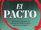 Reseña pacto Michelle Richmond