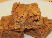 Brownie nueces pasas