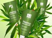 "Crema Hidratante ""Hemp Infused Natural Nutrition Moisturizer"" BOTANICALS"