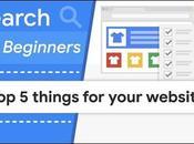 Google recomienda trabajar especialistas