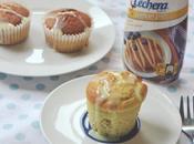 Muffins limón semillas amapola gluten Degustabox