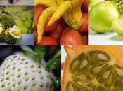 Estas frutas exóticas extrañas) mundo