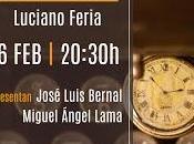 Luciano Feria Letras