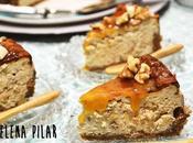 Cheesecake salada nueces #ElPoderdel3