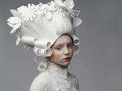 posibilidades pelucas esculturas papel