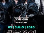 Zigarros Desvariados, julio Cultura Inquieta Getafe