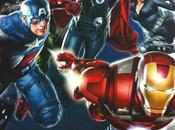Primer póster promocional 'The Avengers'