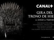 """""""Trono Hierro"""" gira España"""