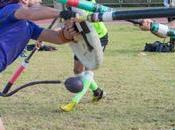 Jugger, combinación entre habilidad estrategia