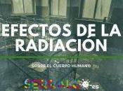 Efectos radiación cuerpo humano