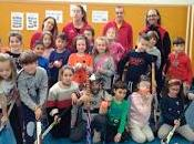 Jornada Hockey alumnado primaria