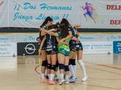 Derrota Cajasol Juvasa Voley frente IBSS Palmas