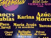 Horteralia Madrid 2020: Azúcar Moreno, Karina, Nancys Rubias, Paco Clavel, Yurena, María Jesús acordeón...