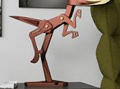 Funcus Raptor Lamp