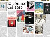 cómics 2019, para Color