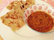 Receta Roti Prata (crepes indios)