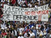 Marchas estudiantiles colombia