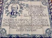 "Homenaje Fernando Triana""."