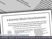Darwinismo, pseudoescepticismo consenso científico