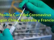 Cloroquina Posible Cura Coronavirus Según China, Australia Francia