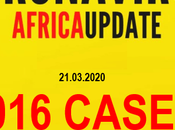 COVID19 Africa: More than 1000 confirmed cases