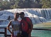 Chiapas Cascadas Agua Azul Misol-Ha; Ruinas Palenque