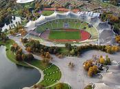 Olímpico Múnich, estadio muchas historias