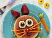 Recetas divertidas para hijo/a coma fruta verdura