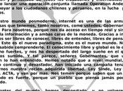 Monitoreo redes sociales gobiernos Chile Perú