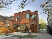 Fachadas frentes casas minimalistas