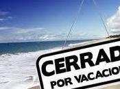 Ahora si...cerrado vacaciones!!!