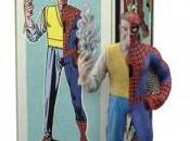 Figura exclusiva Comic Diego 2011 Peter Parker Spiderman Steve Ditko