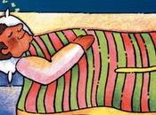 Ladrón dormido sofá