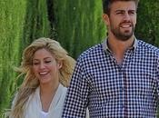 Shakira desmiente estar embarazada Piqué