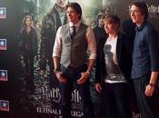 Evento presentación 'Harry Potter reliquias muerte, parte Madrid