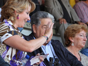 Esperanza Aguirre, pregonera feria taurina Málaga